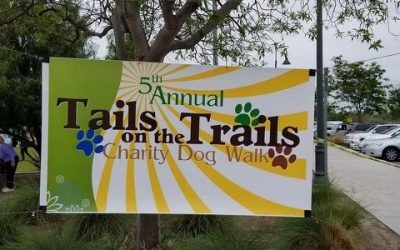 5th Annual Tails on Trails Charity Dog Walk