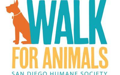 2018 Walk For Animals San Diego Humane Society