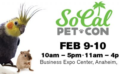 SoCal Pet Con Anaheim, CA Feb 9-10 2019