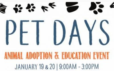 Orange County Market Place 9th Annual PET DAYS Animal Adoption & Education Event